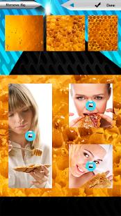 Honey Photo Collage - náhled