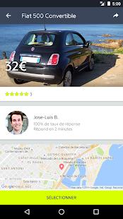 drivy location de voiture applications android sur google play. Black Bedroom Furniture Sets. Home Design Ideas