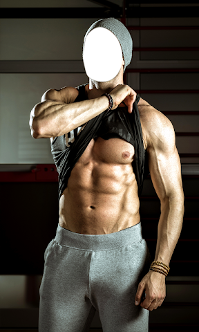 android Body Builder Photo Montage Screenshot 3