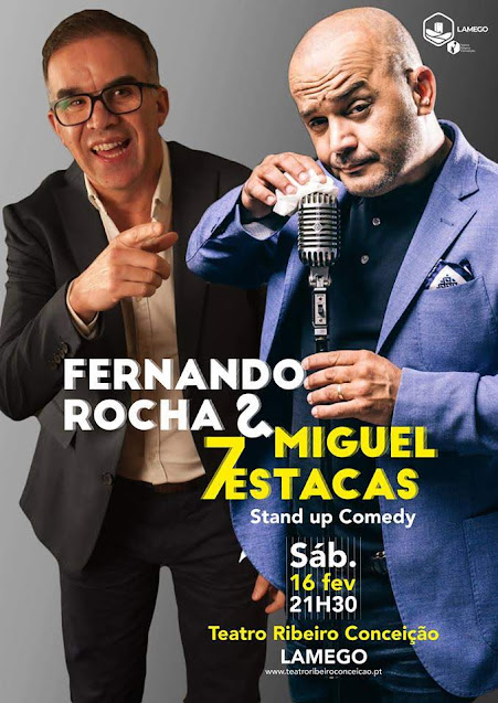 Fernando Rocha e Miguel 7 Estacas juntos no TRC