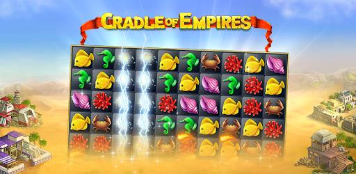 Cradle of Empires Match-3 Game Mod Apk Updated