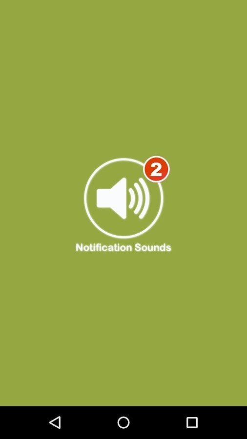 Notification Sounds- screenshot