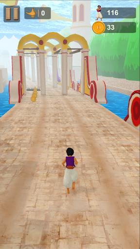 無料街机Appの王子アラジンランナー|記事Game