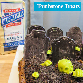 Gluten Free Tombstone Treats #SundaySupper
