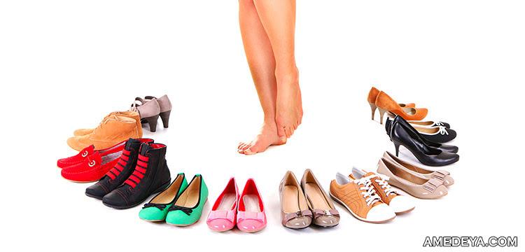 Ноги и выбор обуви