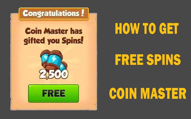 Coin And Master Free Spin
