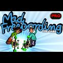 Mad Freebording Snowboarding icon