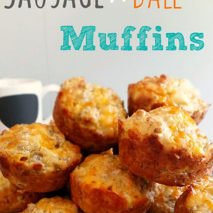 Sausage Ball Muffins Recipe