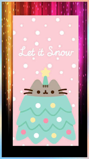 Cute Pusheen Backgrounds & Kawaii Cat Wallpapers 1.0 screenshots 12