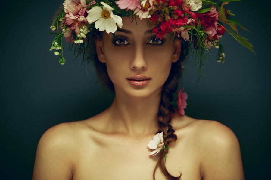 Tako by Kirill Averyanov - People Portraits of Women ( face, girl, makeup, beauty, portrait,  )