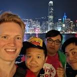meetup with my ParaPara HK friends at the Kowloon waterfront in Hong Kong, , Hong Kong SAR