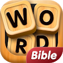 Bible Word Puzzle - Free Bible Word Games icon