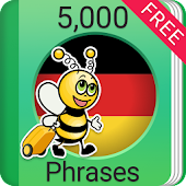 Learn German 5,000 Phrases