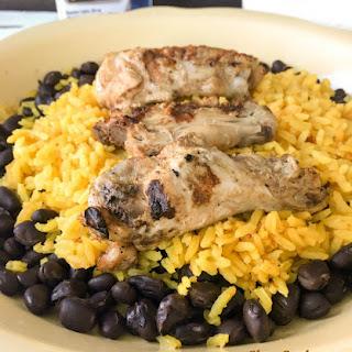 Slow Cooker Cuban Style Chicken Wings