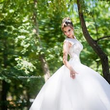 Wedding photographer Musa Alievich (Musaphoto). Photo of 09.09.2015