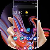 Tải Classy Black Theme for Galaxy Note9 APK