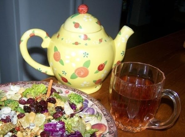 One of my favs is a pot of hot flavored tea with one of my Homemade Extracts in it (pix by: CinStraw)