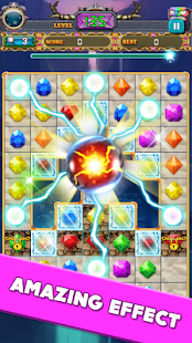 Jewels Temple - Match 3 - náhled