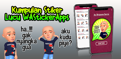 Stiker Lucu Wa Wastickerapps Apk App Free Download For Android