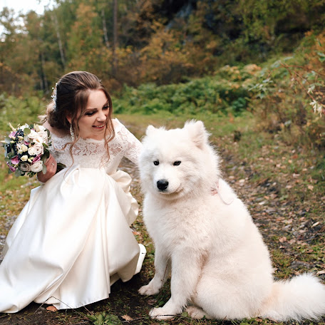 Wedding photographer Lidiya Beloshapkina (beloshapkina). Photo of 20.09.2017