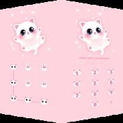 Pink Kitty Theme – AppLock