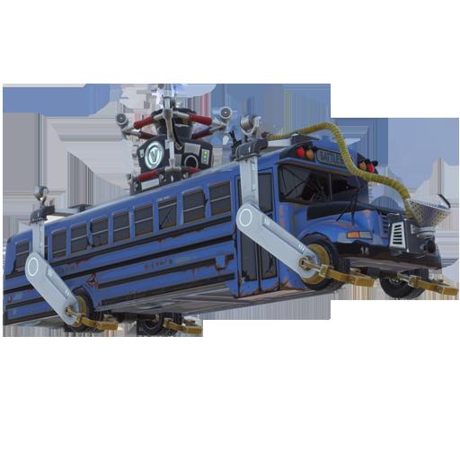 Battle Bus Driver - Fortnite Companion Icon