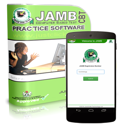 JAMB CBT - UTME 2017 PRACTICE