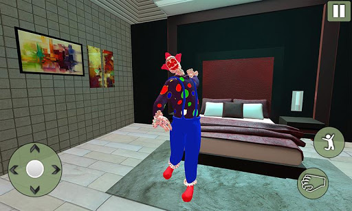 Scary Horror Clown  Pennywise - Ghost Escape Game 1.1 screenshots 1