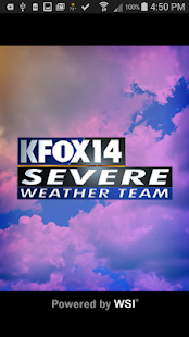 KFOX14 WX- screenshot thumbnail