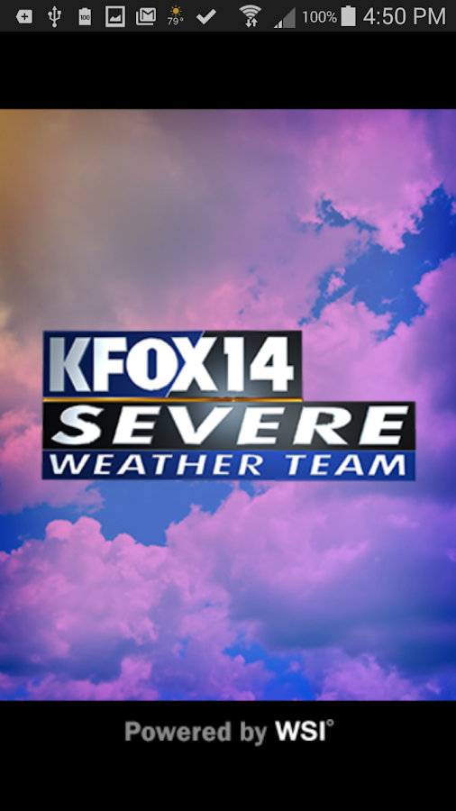 KFOX14 WX- screenshot