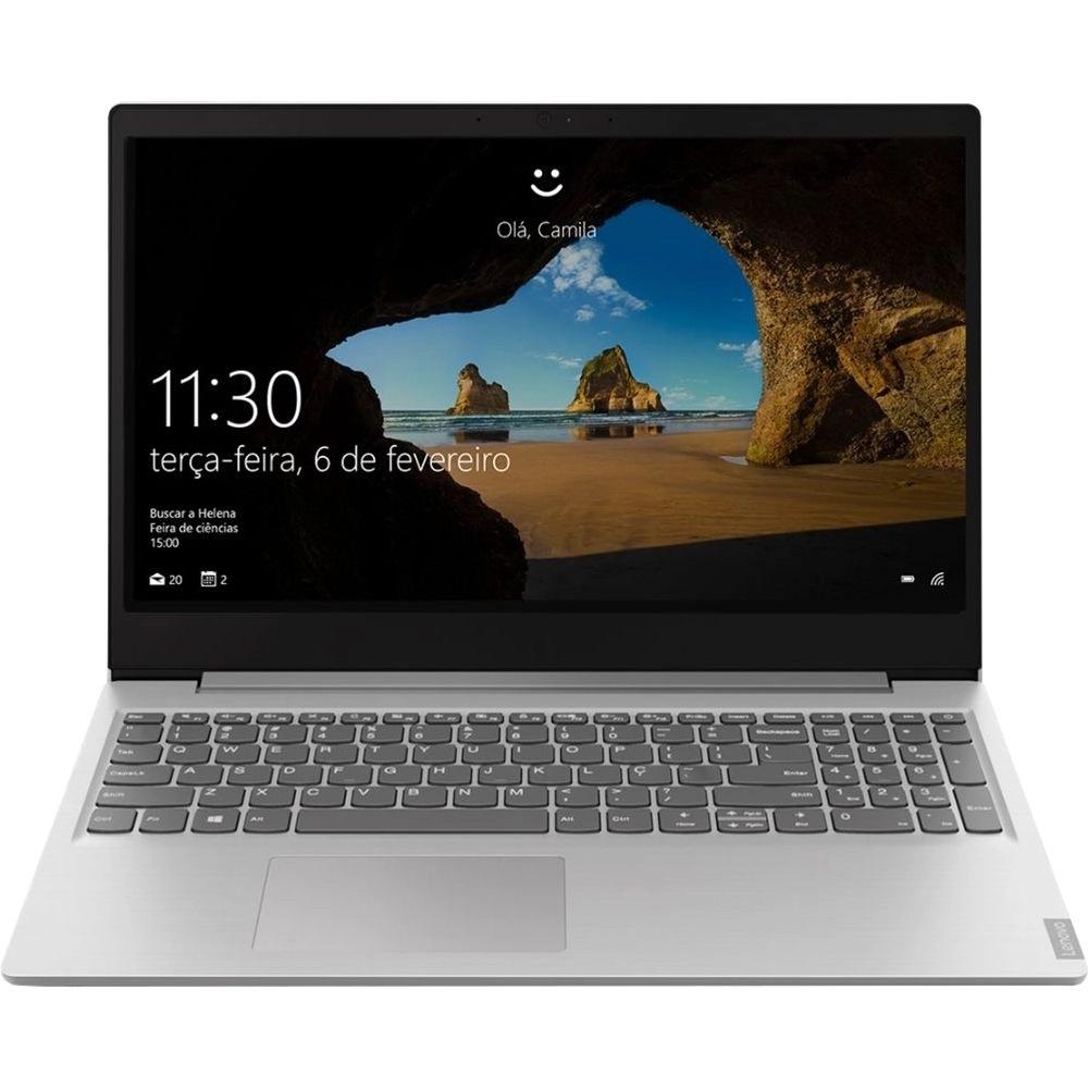 Imagem de notebook Lenovo IdeaPad S145 Ultrafino 82DJ0001BR