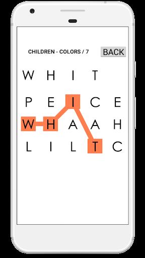 Word Search Classic 1.0.1 screenshots 4