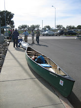 Photo: Boat parking at Cutting's Wharf