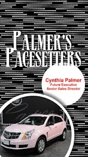 Cynthia Palmer - náhled
