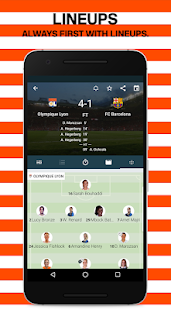 App Forza Football - Live soccer scores APK for Windows Phone