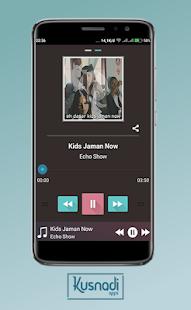 Lagu Kids Jaman Now - náhled