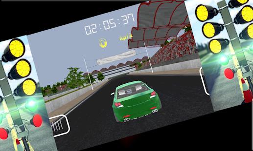 Car Driving Simulator 3D screenshot 3