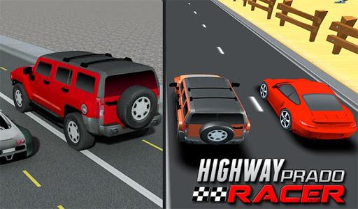 Highway Prado Racer  screenshots 12