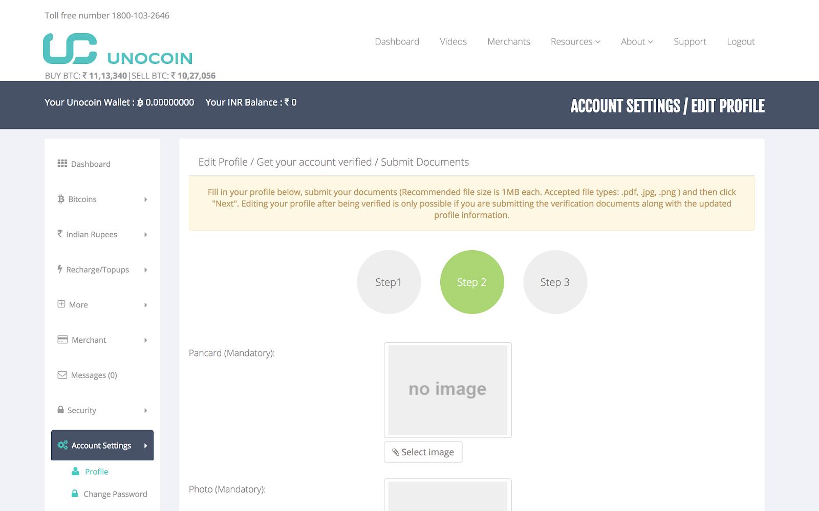 How to trade bitcoin using unocoin indias leading bitcoin company how to trade bitcoin using unocoin indias leading bitcoin company ccuart Images