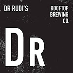 Logo for Dr Rudi's Rooftop Brewing Co