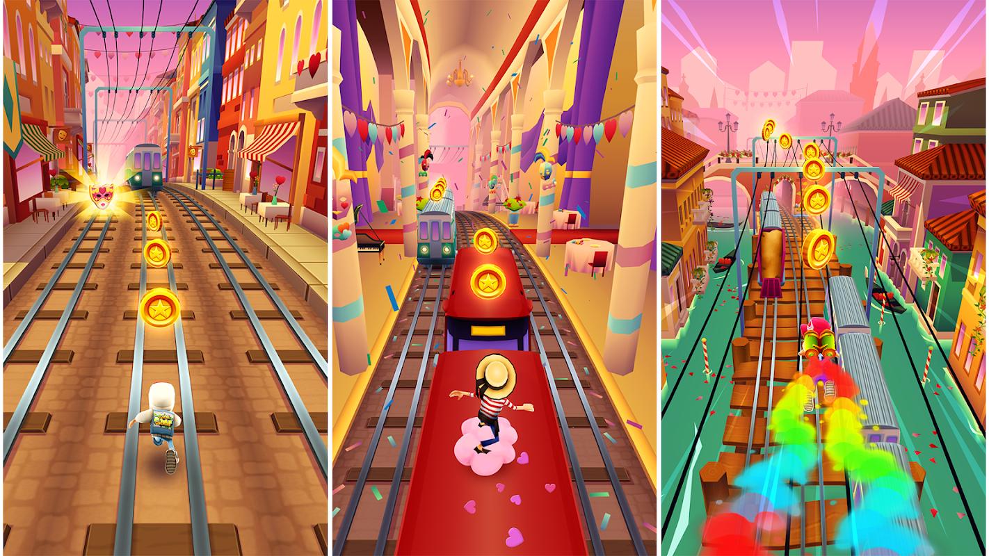 Subway Surfers screenshots