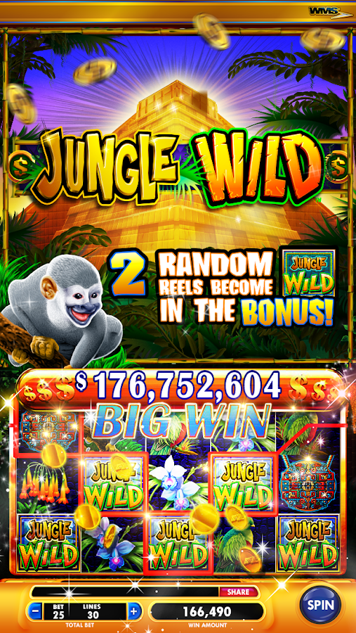 Jackpot Party Casino Slots 777- screenshot
