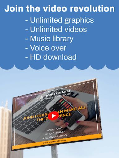 Marketing Video, Promo Video & Slideshow Maker 28.0 screenshots 15