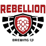 Logo for Rebellion Brewing