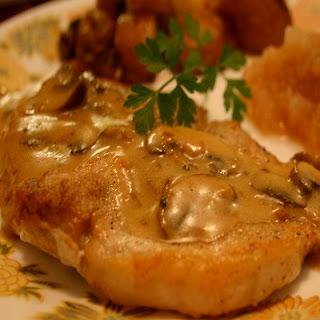 Slow Cooker Dijon Pork Chops.