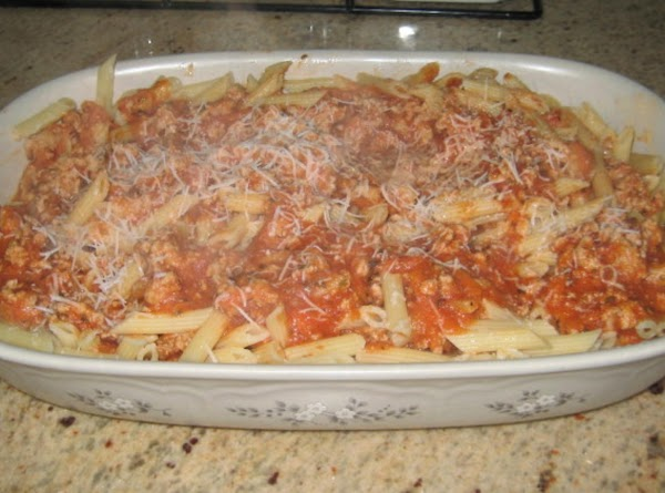 Mom's Bolognese Sauce Recipe