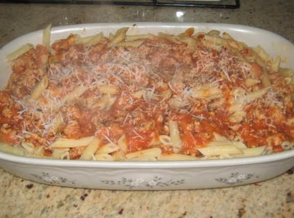 Mom's Bolognese Sauce Recipe