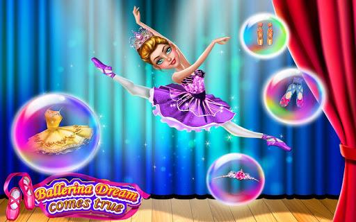 Ballerina Dream Come True - Ballet Makeover for PC