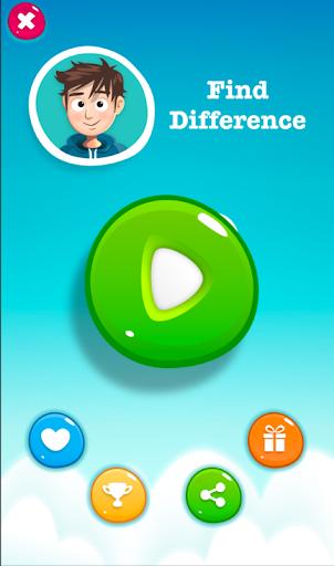 玩免費益智APP|下載Find Difference Vol. 5 app不用錢|硬是要APP