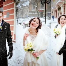 Wedding photographer Inna Cimbalistaya (inna2007). Photo of 21.03.2018